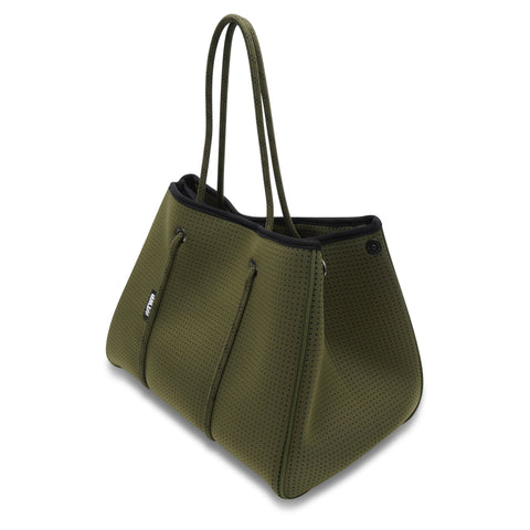 Khaki Everyday Tote Bag