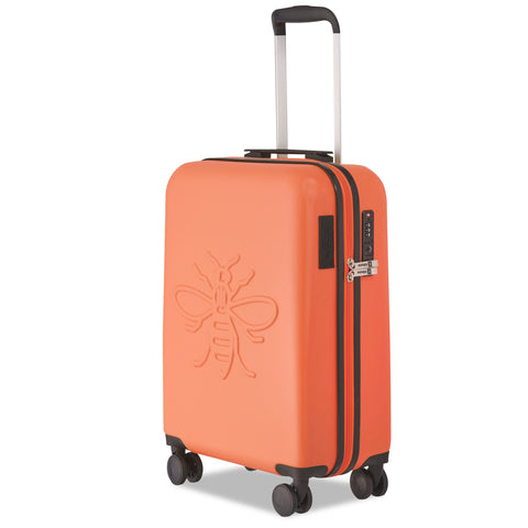 "Living Coral 20"" USBee Travelcase"