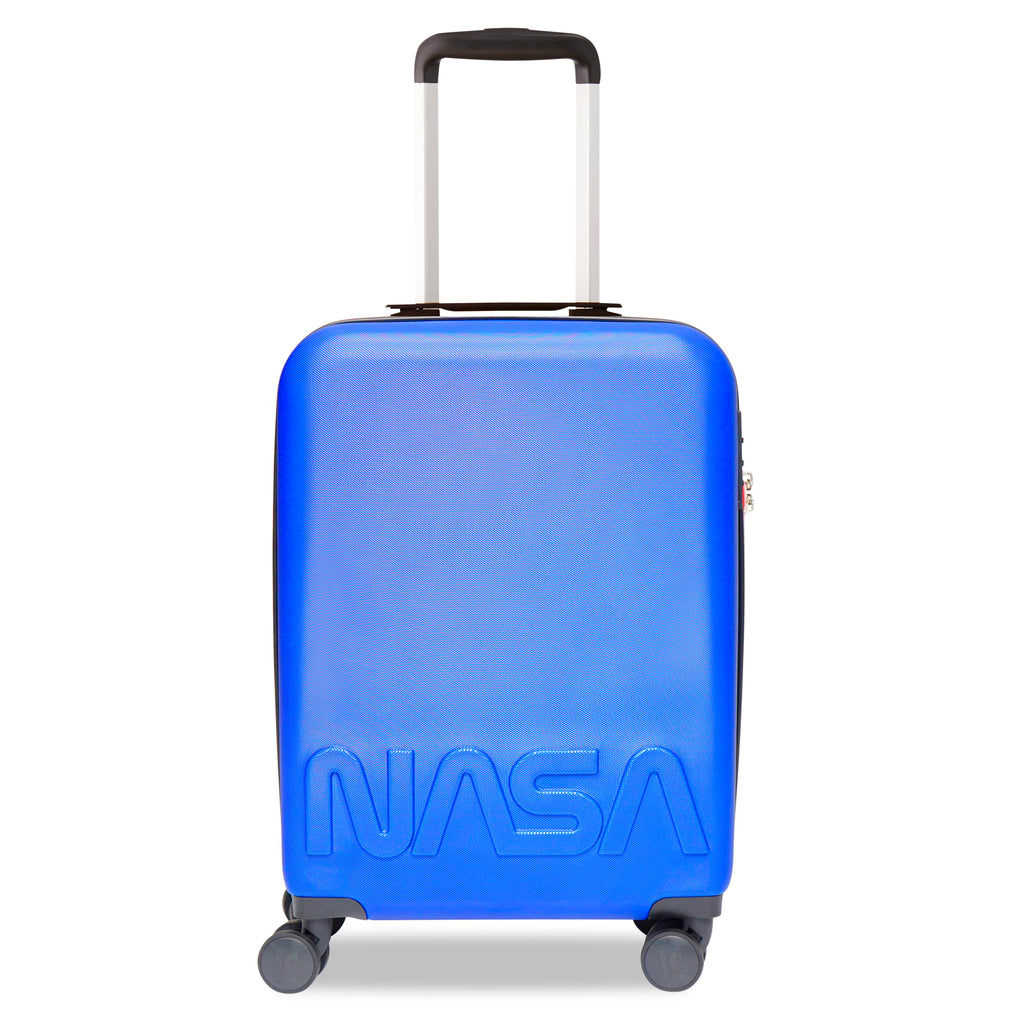 NASA USB Cabin Case Bundle (NASA Black Cabin Case & NASA Blue Cabin Case)
