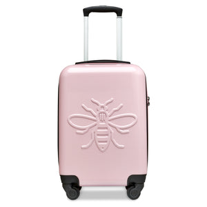 Manchester Bee - Millennial Pink with Pink Zipper