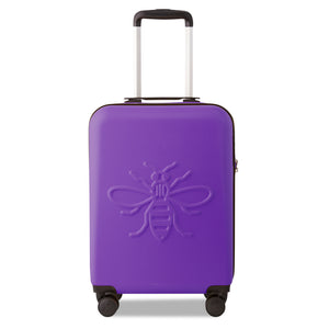 "Ultra Violet Purple 20"" USBee Travelcase"