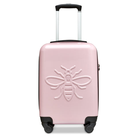 Image of Manchester Bee - Millennial Pink with Pink Zipper
