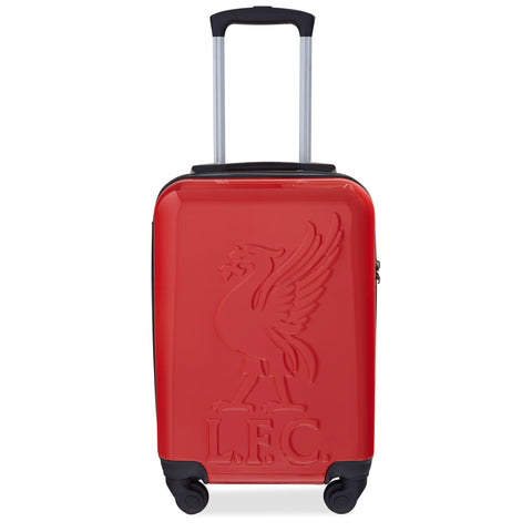 Image of Liverpool FC - Red Embossed