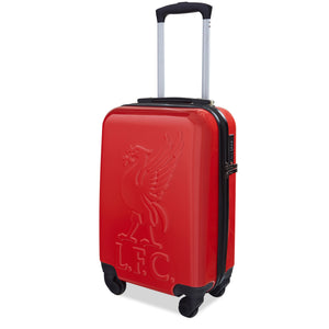Liverpool FC - Red Embossed