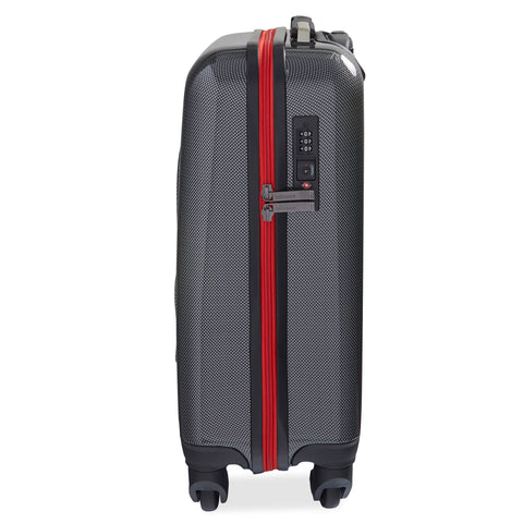 Image of I Love MCR (Manchester) - Carbon with Red Zipper