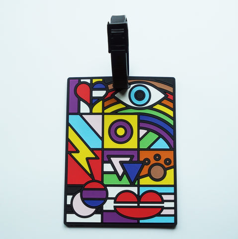 Manchester Pride Luggage Tag (Limited Edition)