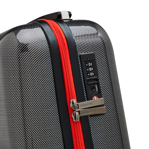 Image of MotoGP Cabin Case - Carbon Effect