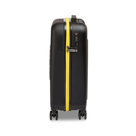 Image of Black & Yellow Manchester Bee - Set of Three Suitcases