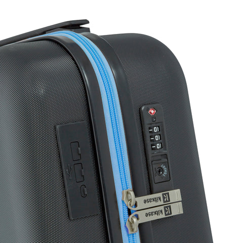"Image of Black & Blue 20"" USBee Travelcase"