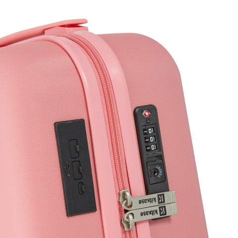 Image of Flamingo Pink USB Cabin Case