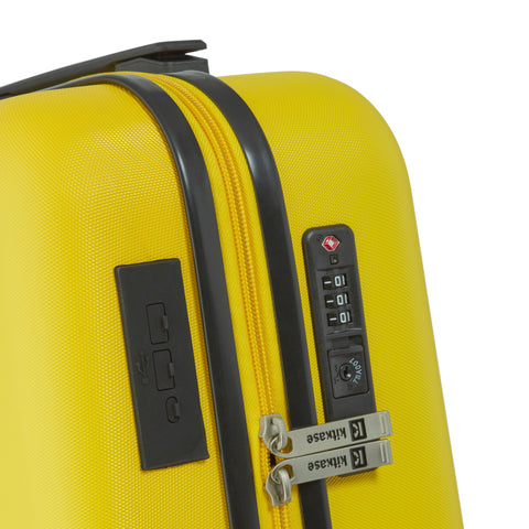 "Yellow 20"" USBee Travelcase"