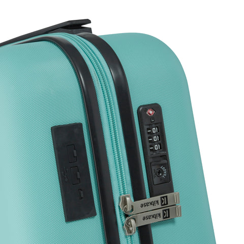 "Image of Aqua 20"" USBee Travelcase"