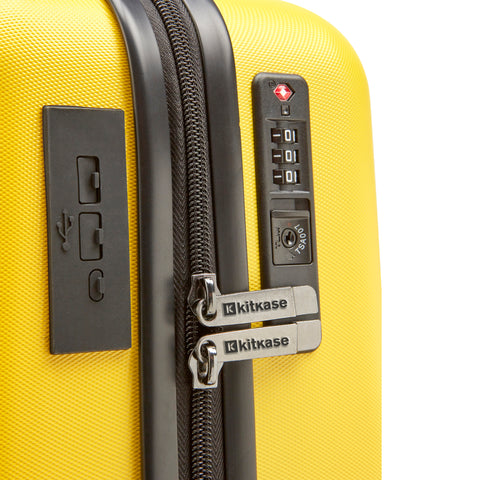 Kids Manchester Bee - Mini USBee Case in Yellow