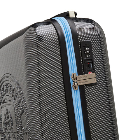 Image of Manchester City FC Cabin Case - Carbon Effect