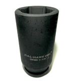"Deep Impact Socket 1/2"" Drive 1-1/8"" - Impact Socket - Texas Tire Supplies"