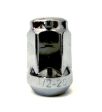 Conical Seat Bulge Nuts, Flats Top (50 per Box) - Wheel Accessories - Texas Tire Supplies