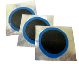 "Round Tire Repair Patches 1-1/2"" (100 per Box) - Tire Repair Patches - Texas Tire Supplies"