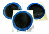 "Round Tire Repair Patches 2-1/16"" (100 per box) - Tire Repair Patches - Texas Tire Supplies"