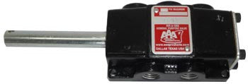 4 Way Valve/Control Valve With Pin/Plunger - Tire Changer Accessories - Texas Tire Supplies
