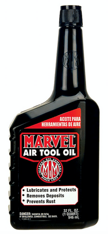 Marvel Air Tool Oil - Air Tools - Texas Tire Supplies
