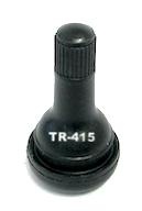 Snap-In Valve TR-415 (50 or 100 per Bag) - Tire Valves - Texas Tire Supplies