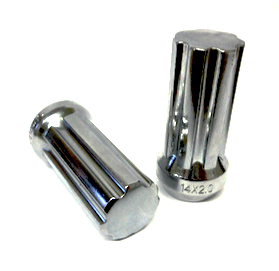 Conical Top Closed Spline Drive Nuts For Trucks - Wheel Accessories - Texas Tire Supplies