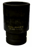 "Deep Impact Socket 1/2"" Drive 1-1/2"" - Impact Socket - Texas Tire Supplies"