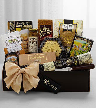 The FTD® Exclusive Classic Gourmet Gift