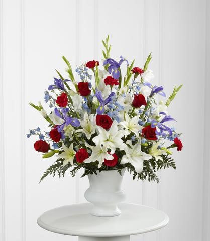 The FTD Cherished Farewell Arrangement (S45-4544)