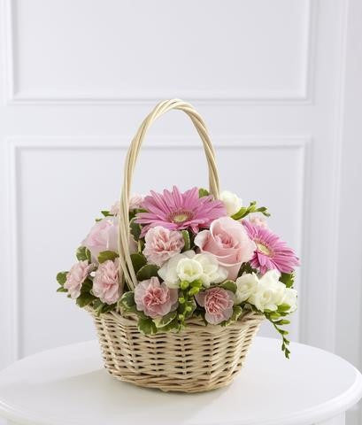 The FTD Enduring Peace Basket (S47-4553)