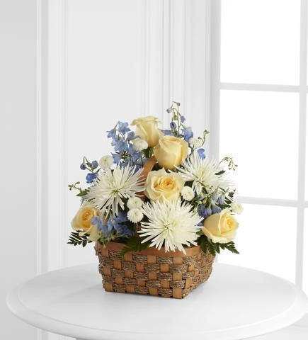 The FTD Heavenly Scented Basket (S46-4551)