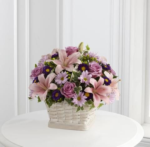 The FTD Loving Sympathy Basket (S31-4509)
