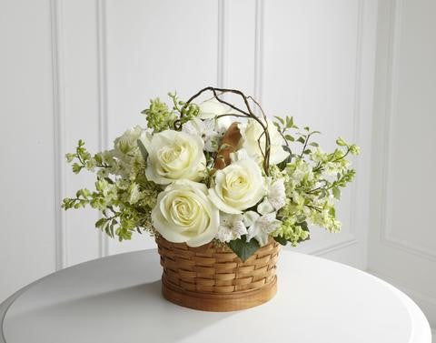 The FTD Peaceful Garden Basket (S9-4456d)