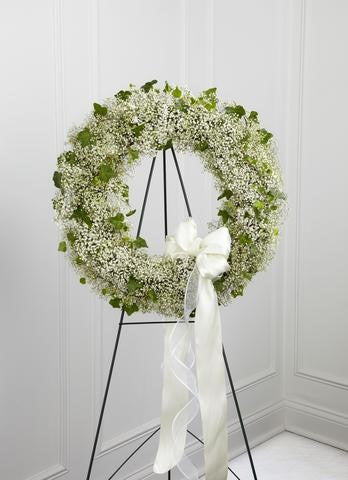 The FTD Precious Wreath (S7-4448)