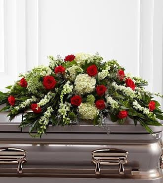 The FTD Sincerity Casket Spray (S16-4471d)