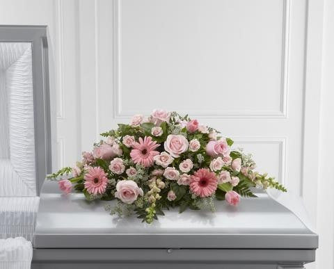 The FTD Sweet Farewell Casket Spray (S24-4490)