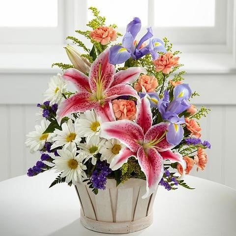 The Wondrous Nature Bouquet by FTD®