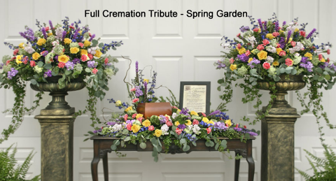 The Full Cremation Tribute – Spring Garden
