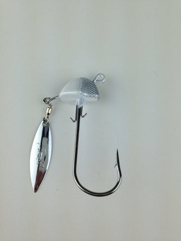 Bottom Flash Swimbait Head
