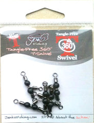 Big T Tangle Free 360 Swivel - 7x8 - 5 pack