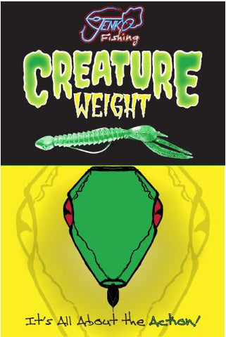 Creature Weight with Collar