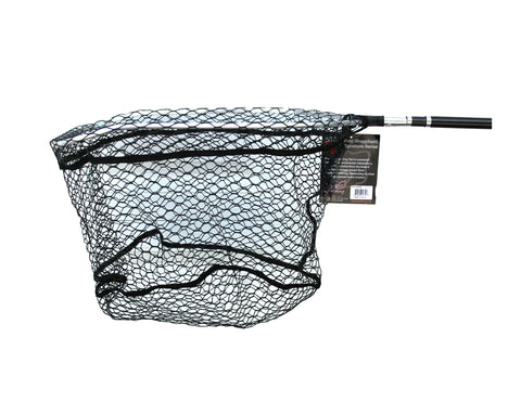 Big T Duralite Rubber Coated Large Mesh Net Head