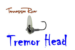 TN River Tackle's Tremor Head - Long Bill - 2 pack