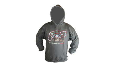 Jenko Grey Hoodies