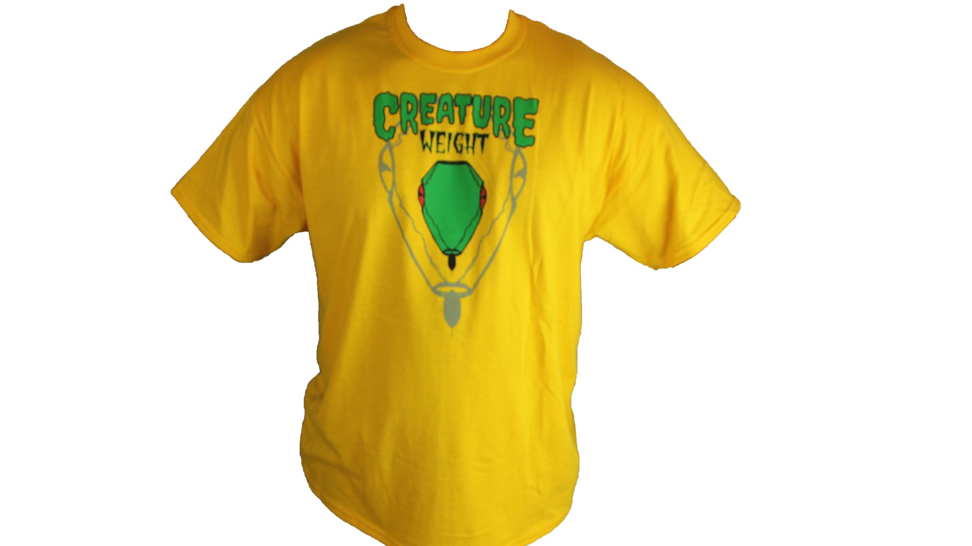 Creature Weight Short Sleeve T-Shirt