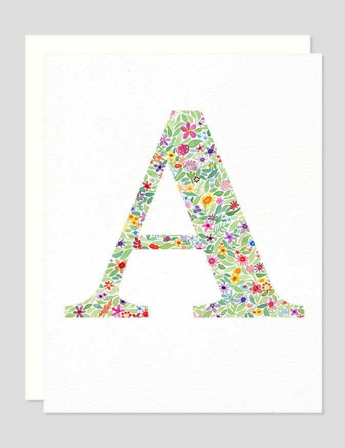 Copy of Alabama Floral Watercolor Print