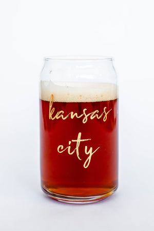Kansas City Beer Glass Set