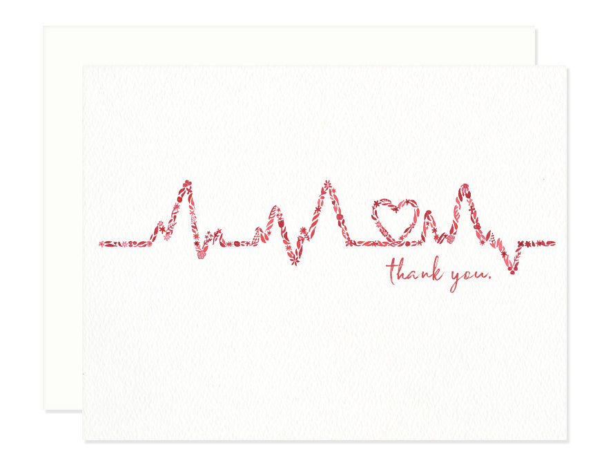 Thank You Nurses, Doctors, PA's Greeting Card