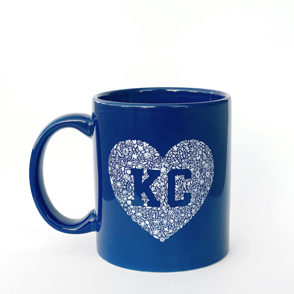 Kansas City Heart Mug