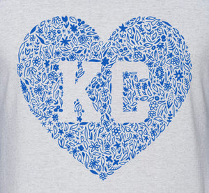 shirts - kansas city floral baseball tee - carly rae studio